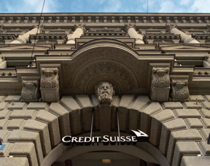Design Authority for a new data centre for Credit Suisse