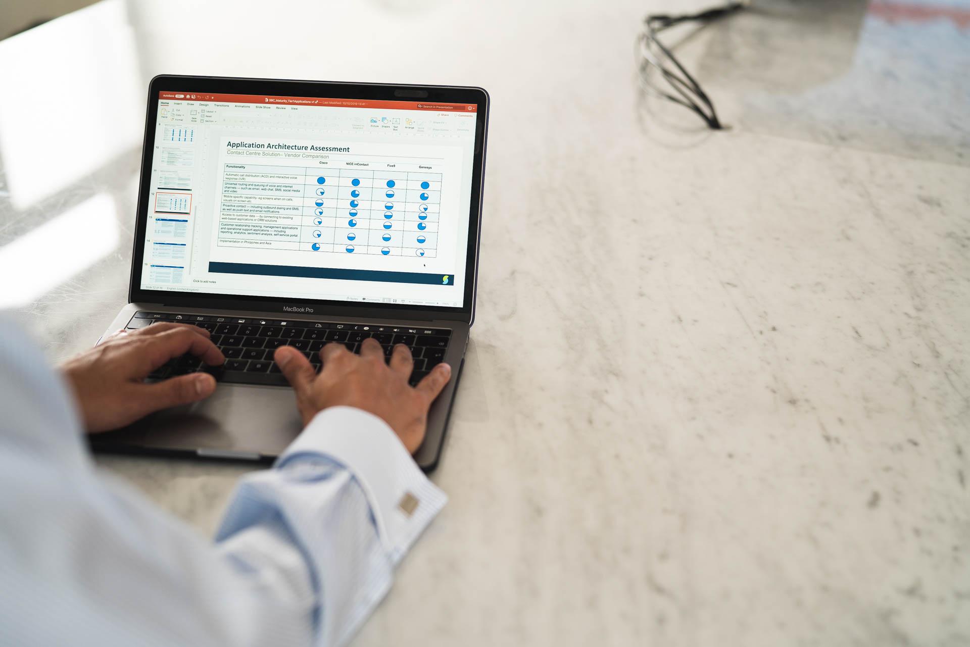 Data enablement
