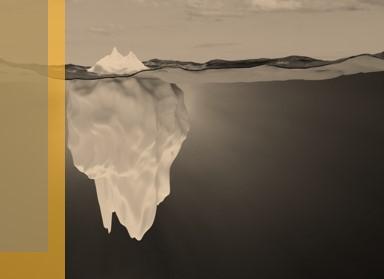 The Risk Iceberg