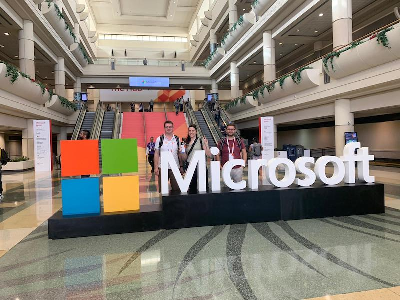 Microsoft Ignite Satya Nadellas keynote speech