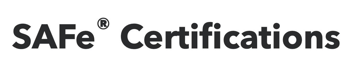 SAFE certifications