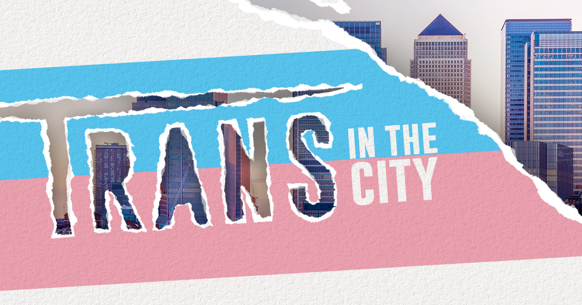 Proud to support Trans in the City