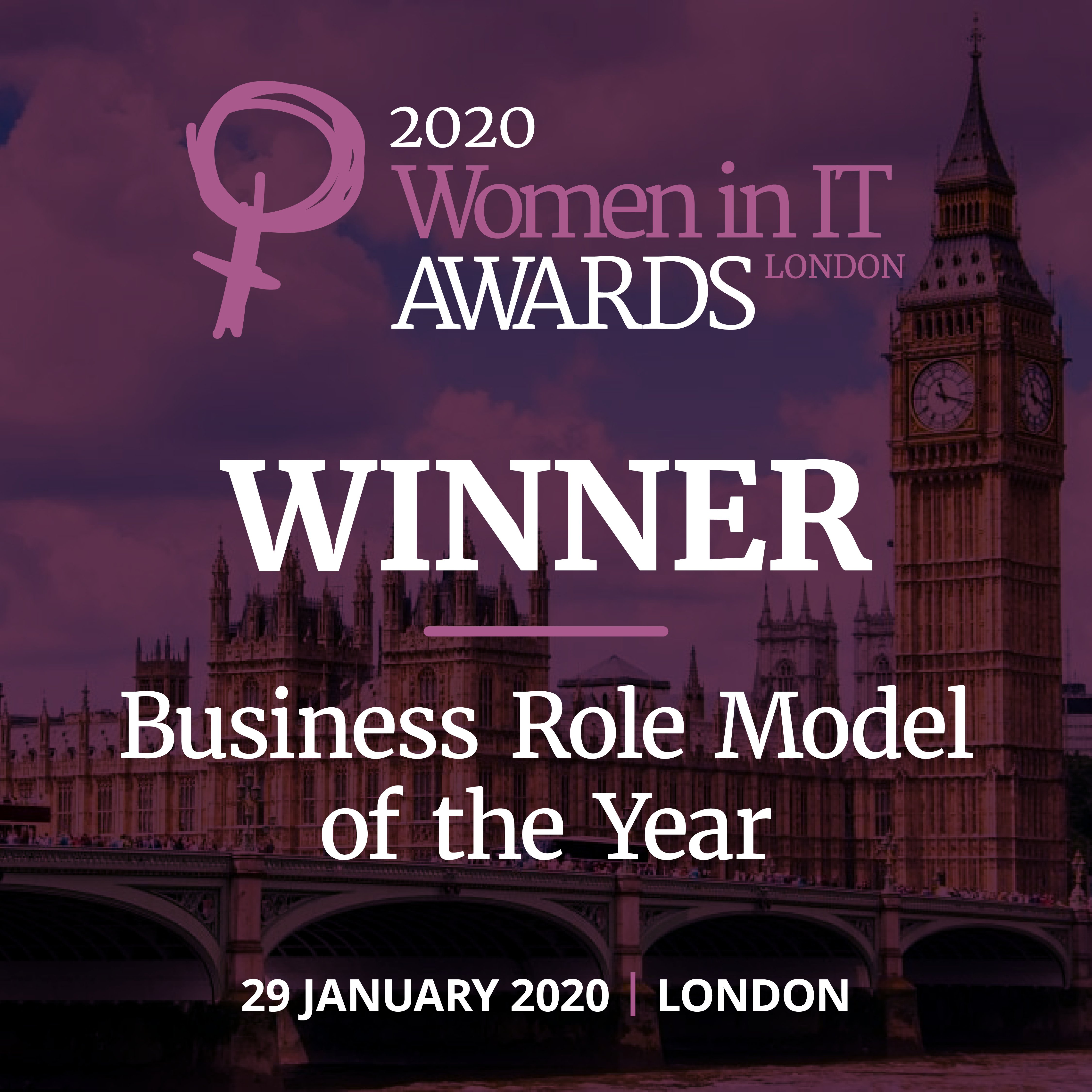 Women in IT Business Role Model of the Year