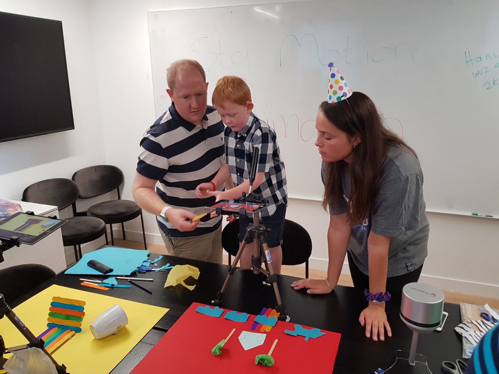 DMW's family day & National STEM/STEAM day 2019
